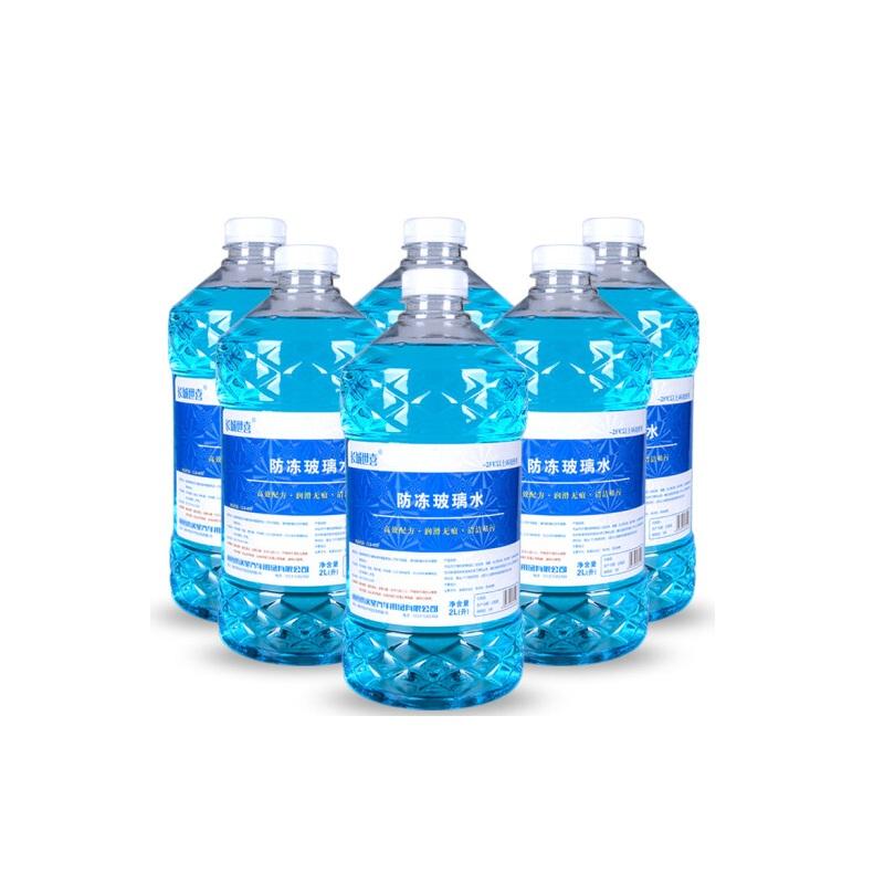 长城世喜玻璃水 -25度2L*6瓶装