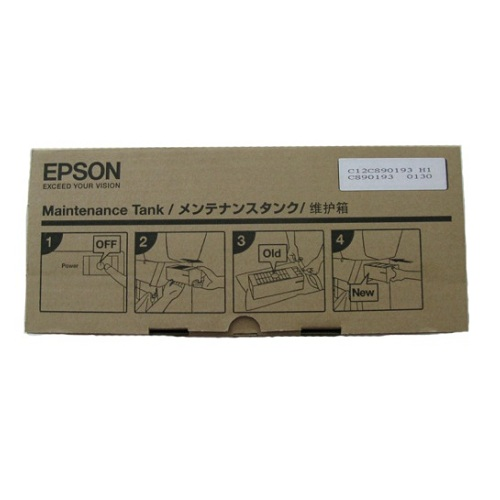 爱普生C12C890193废墨盒9910