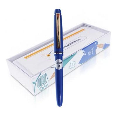 百乐FP-78G+钢笔   M尖 (蓝色)