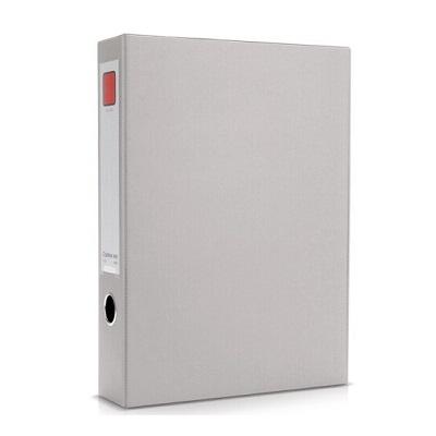 齐心A1236档案盒(灰)