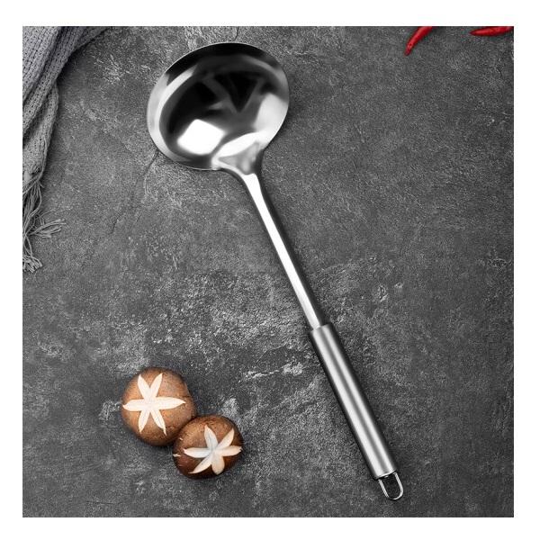 美厨MCCU-169不锈钢汤勺