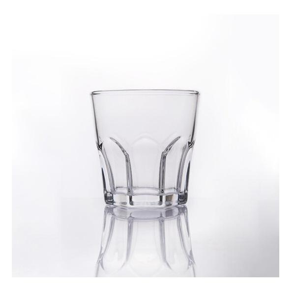 乐美雅P4006玻璃水杯220ml*6/套