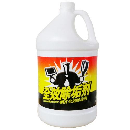 都洁全效除垢剂3.78公斤/桶