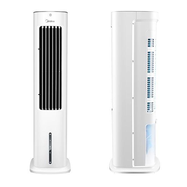 美的AAD10AR塔式低噪制冷电风扇