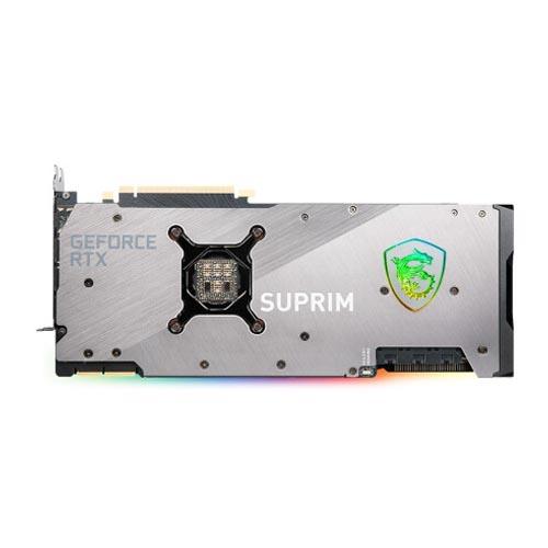 微星GeForce RTX-3090 SUPRIM X 24G设计智能学习显卡