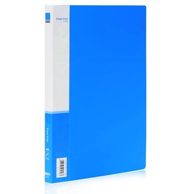 得力5308文件夹(蓝)(只)