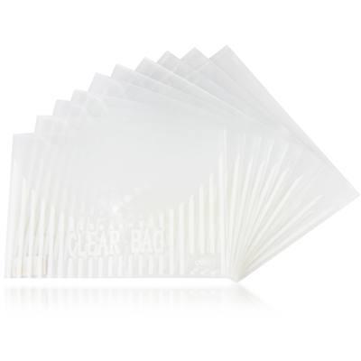 得力5502文件袋(透明)(只)