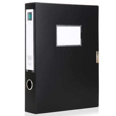 得力5603档案盒(黑)(只)