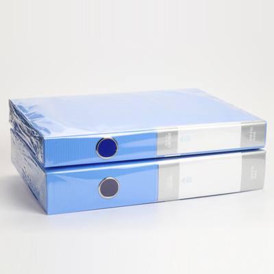 得力5608档案盒(蓝)(只)