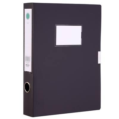 得力5623档案盒(黑)(只)