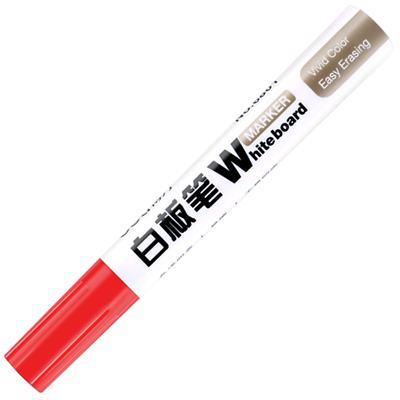 得力思达6801白板笔(红)(支)