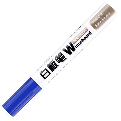 得力思达6801白板笔 蓝色 单支