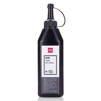 得力DLH-F2612A#碳粉(黑)(瓶)