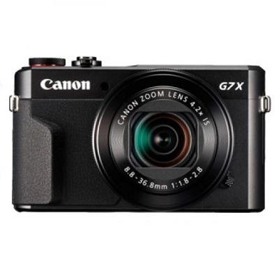 佳能 PowerShot G7 X Mark II 数码便携照相机