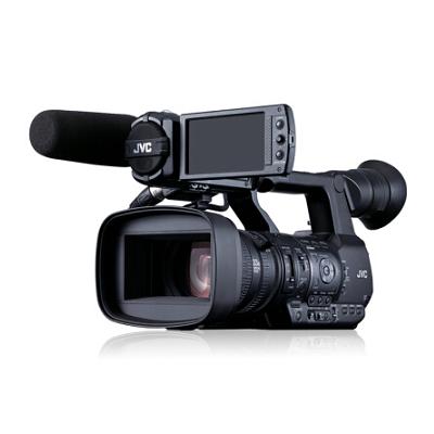 杰伟世 GY-HM660 通用摄像机