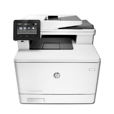 惠普 HP Color LaserJet Pro MFP M477fdwA4