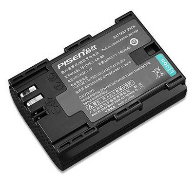 品胜 LP-E6 相机电池