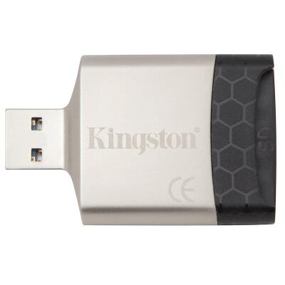 金士顿(Kingston)高速USB3.0读卡器