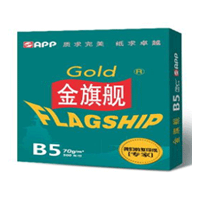 金旗舰 B5 70g/m2 复印纸