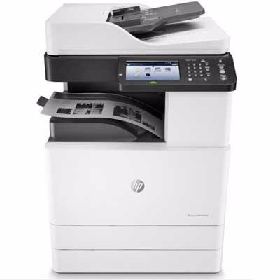 惠普HP LaserJet MFP M72625dn