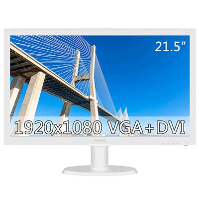 飞利浦 223V5LSW 显示器