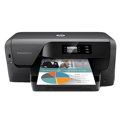 惠普HP Officejet Pro 8210 喷墨打印机