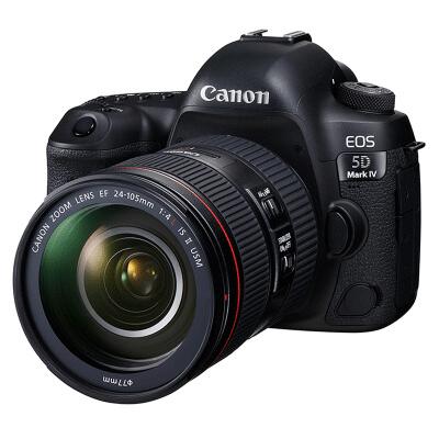 佳能EOS 5D Mark IV(EF24-105mm f/4L IS II USM)数码单反照相机+智云Crane云鹤3Lab稳定器