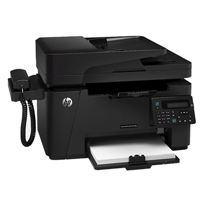 惠普HP LaserJet Pro MFP M128fp Printer传真通信设备