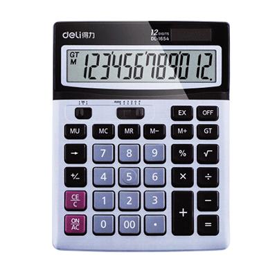 得力 1654计算器