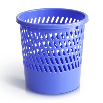 得力 9553塑料废纸篓