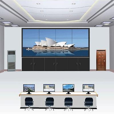 海尔 会议系统显示设备施工安装