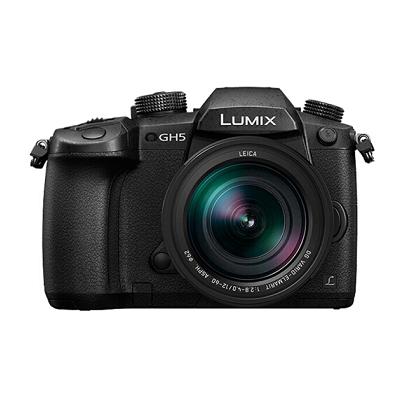 松下DC—GH5LGK-K数码单反照相机