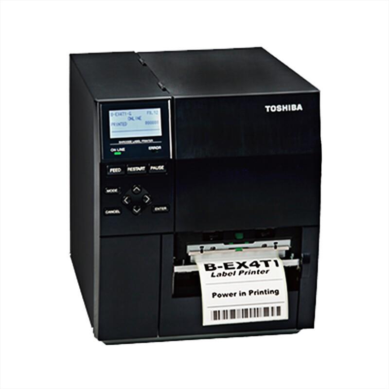 东芝 B-EX4T1-TS18-CN-R 条码打印机