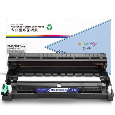 盈佳 YJ-2140/2822-FD 黑色 硒鼓 适用于HL-2140 HL-2150N HL-2170W MFC-7340 MFC-7450 MFC7840 DCP-7030 DCP7040