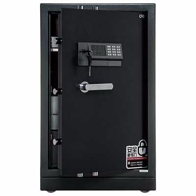 得力3659A电子密码保管箱(银灰)