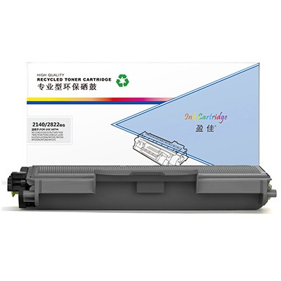 盈佳 YJ-2140/2822-F 黑色 粉盒 适用于HL-2140 HL-2150N HL-2170W MFC-7340 MFC-7450 MFC7840 DCP-7030 DCP7040
