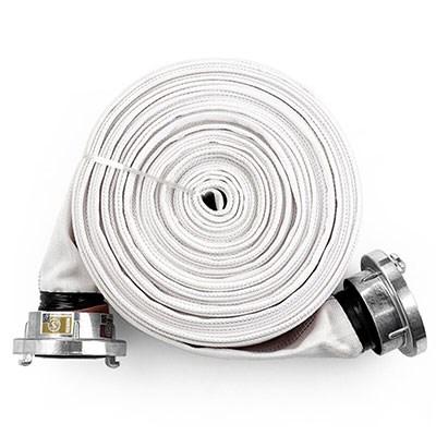 绿消消防水带8-65-25(两头堵带卡扣)