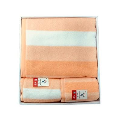 金号毛巾浴巾礼盒装