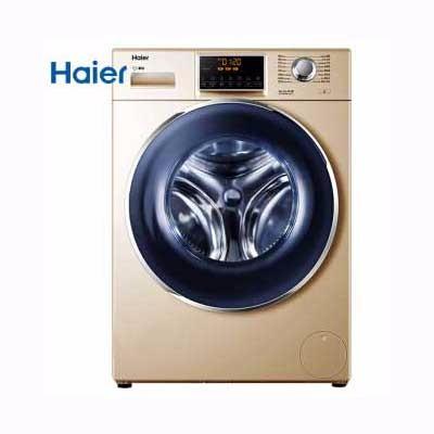海尔G100828B12GU1全自动 10Kg变频滚筒洗衣机