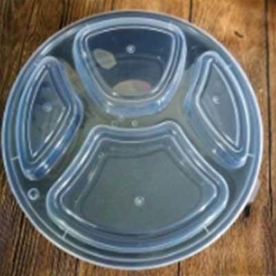 通源圆餐盒(直径:200mm)