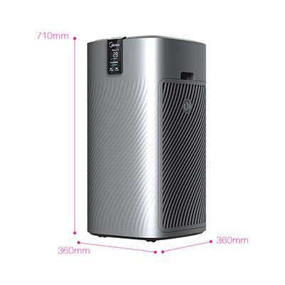美的空气净化器 KJ720G-H31家用 除甲醛雾霾颗粒物二手烟 净化大面积