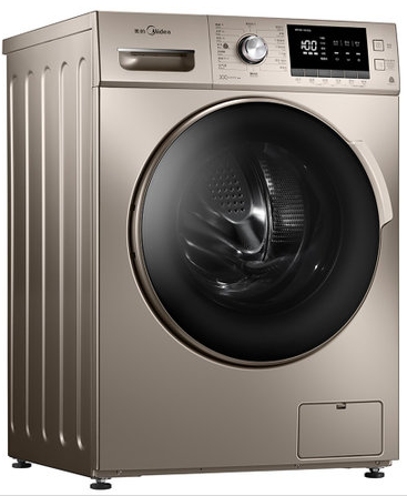 美的MD100-1431DG滚筒洗衣机