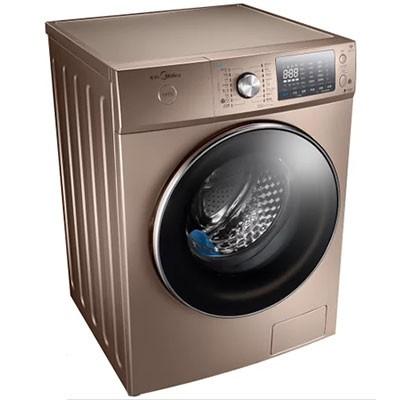 美的MD80-1405WIDQCG滚筒洗衣机