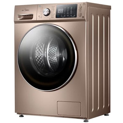 美的MG80-1405WDQCG滚筒洗衣机