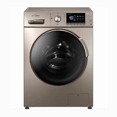 美的MD80-1431DG滚筒洗衣机8公斤