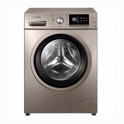 美的MD100Q31DG5全自动变频滚筒洗衣机10公斤