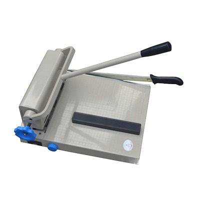 云广YG-210带打孔切纸刀 A4多功能三孔可调孔距装订机