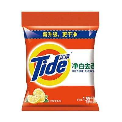 汰渍洗衣粉1.55kg/袋
