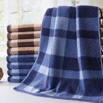 金号G1561纯棉毛巾78*35cm混色