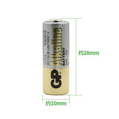 超霸GP23A-L5 12V小号电池